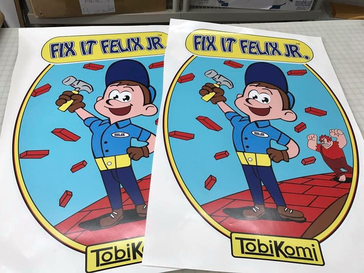 Fix It Felix Full Art Kit