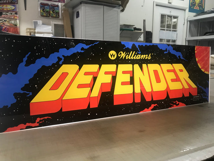 Defender Marquee