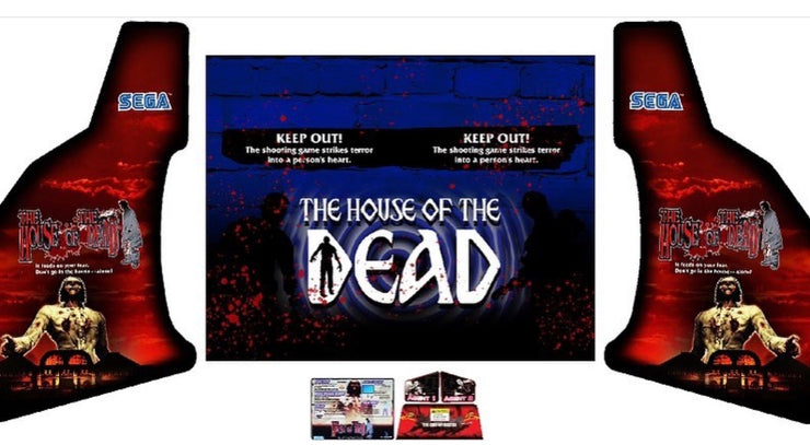 House of dead artwork