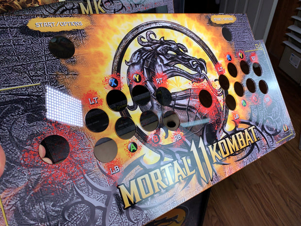 Arcade 1up- Mortal Kombat 11