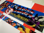 Captain America- Full Set