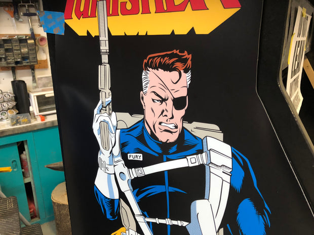 The Punisher full art kit