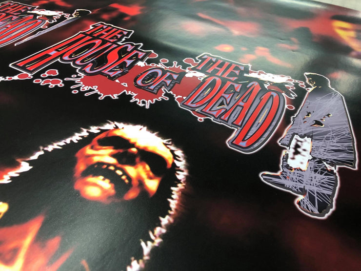 House of Dead 1-Side Art
