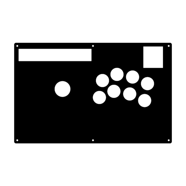 Fight Stick- HORI RAP.N - KOREAN 1L8B
