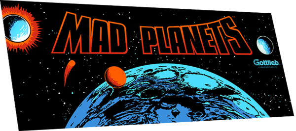 Mad Planets Full Set