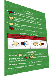 make trax instruction card