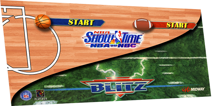 NBA Showtime & Blitz CPO