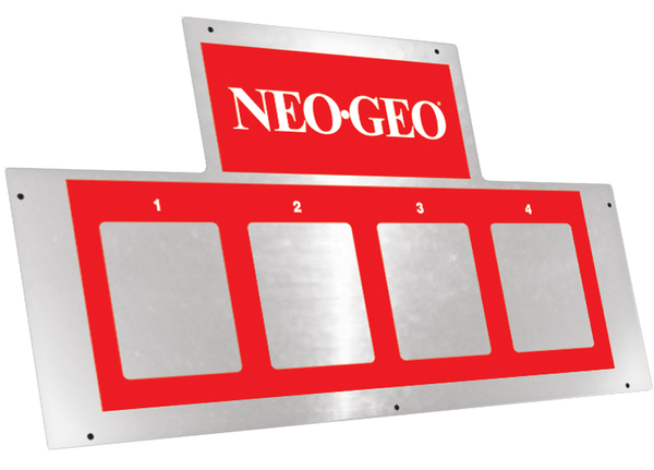 NEO-GEO 4 player marquee