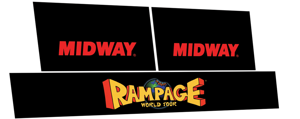 Rampage World Tour Box Art