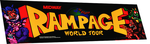Rampage World Tour (marquee)