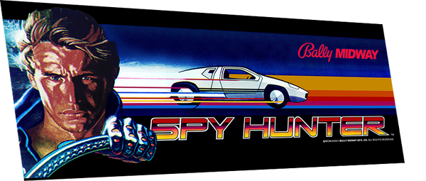Spyhunter Marquee