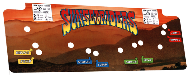 Sunset riders CPO