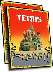 Tetris Medallion Side Art
