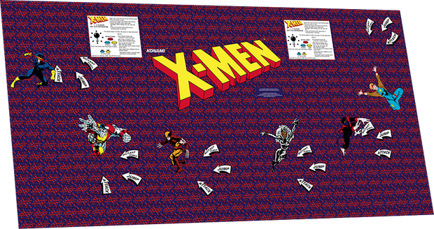 Xmen 6 player CPO