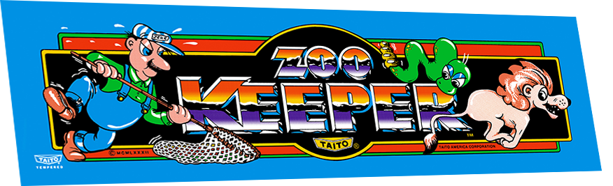 Zookeeper Marquee
