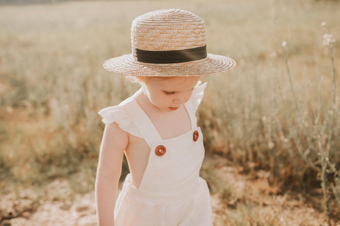 Wildflower the label, an ethically conscious brand of handmade clothes for women and children