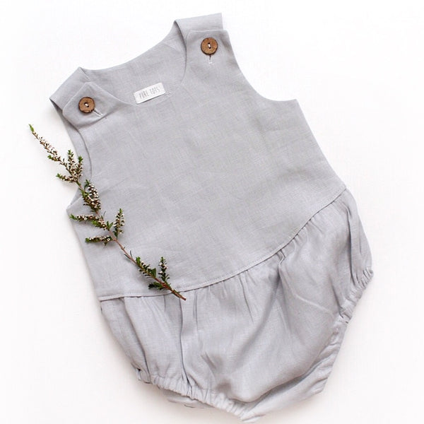 Kai Romper in Grey