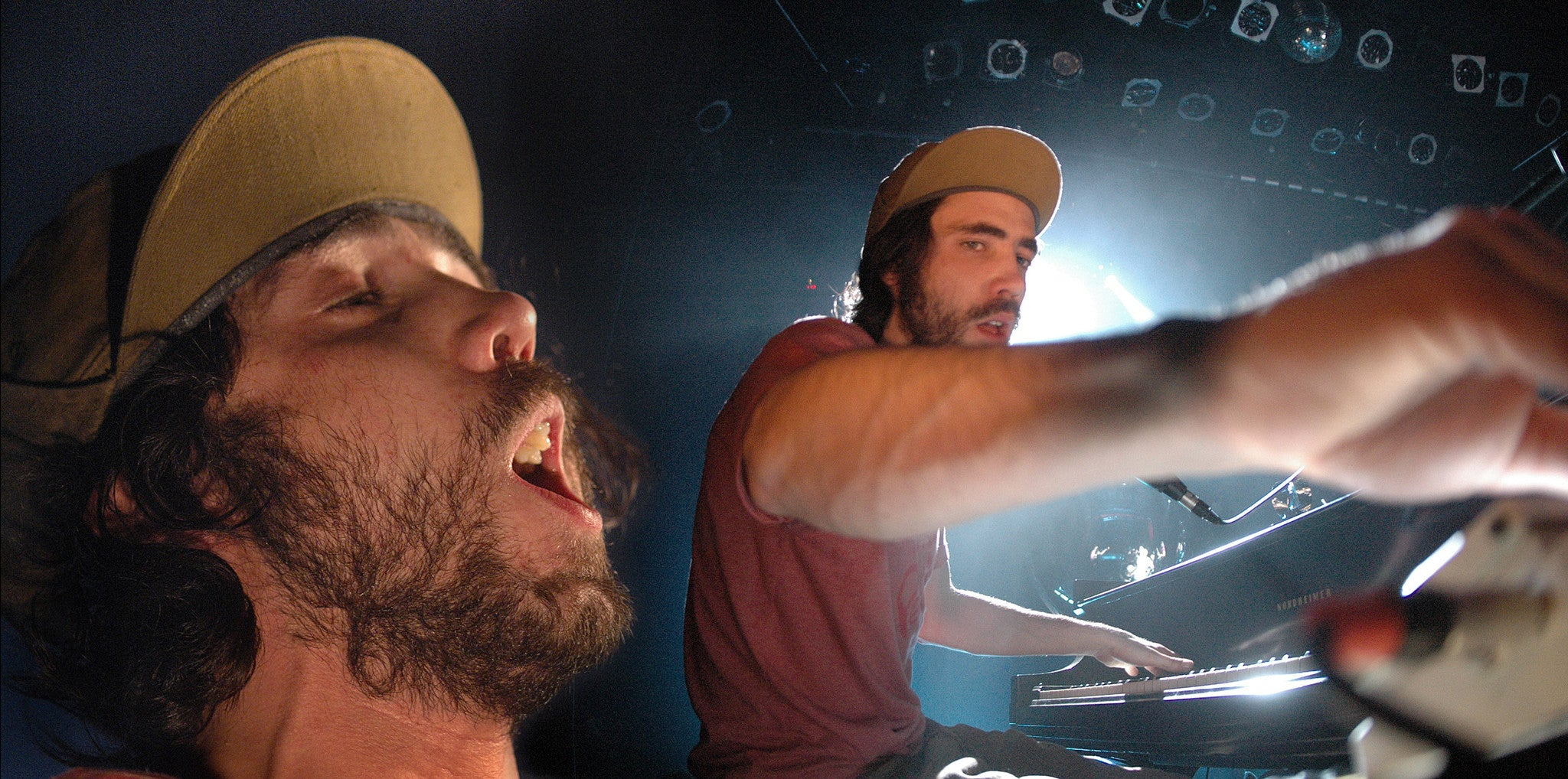 patrick watson photograph  by paul till patrick watson photo canada rap