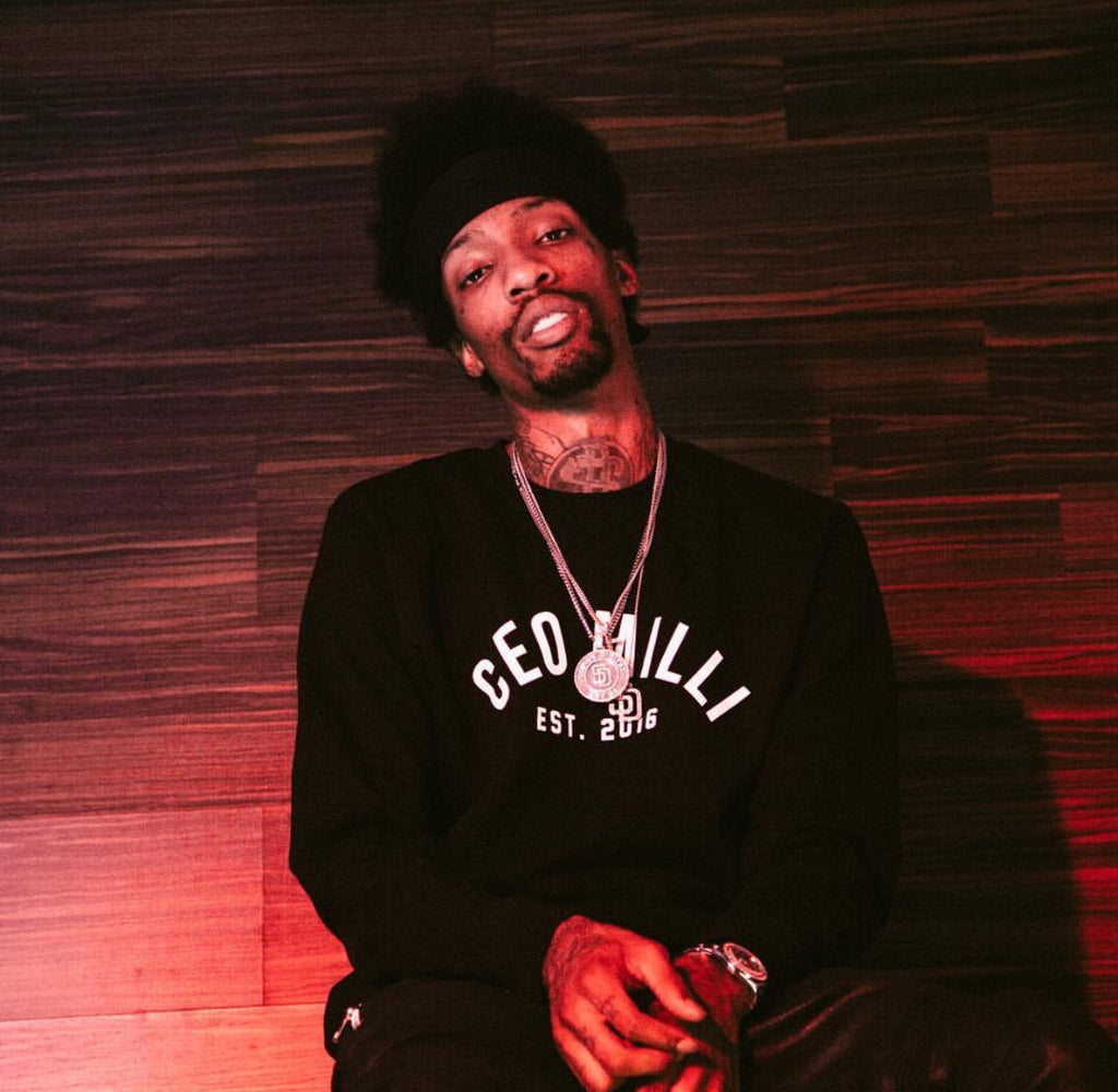 Sonny Digital Releases new EP #CEOMilli
