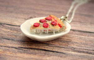Pizza Slice Charm - Choose Style - SweetsOfMyOwn