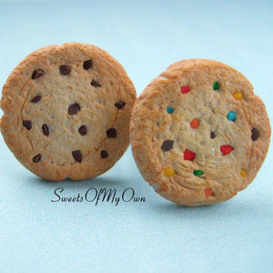 Cookie Ring - Chocolate Chip/Rainbow - SweetsOfMyOwn