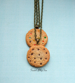 Cookie Charm - Necklace/Charm/Keychain - Choose Your Style - MTO