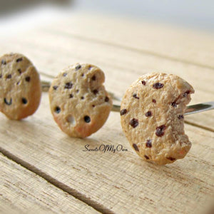 Chocolate Chip Cookie Ring - Choose Your Style - SweetsOfMyOwn