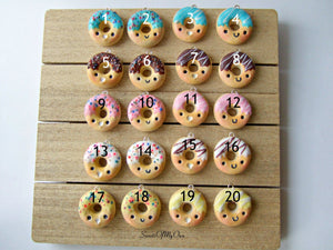 Kawaii Donut Charms - SweetsOfMyOwn