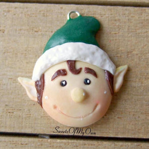 Christmas Elf Charm - SweetsOfMyOwn