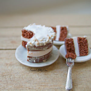 Carrot Cake Miniature - SweetsOfMyOwn