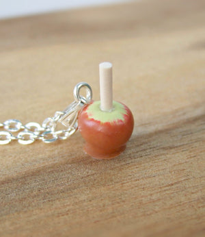 Toffee Apple Charm - SweetsOfMyOwn