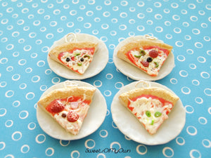 Pizza Slice Charm - SweetsOfMyOwn