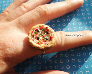 Whole Pizza Ring - Adjustable - MTO