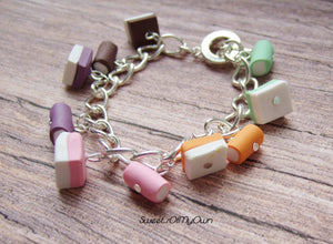 Dolly Mixture Charm Bracelet - MTO