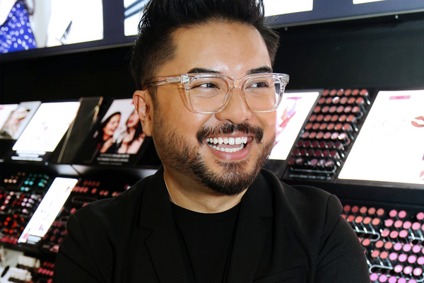 My Journey - Alphie Sadsad, National Artistry Lead for SEPHORA Australia