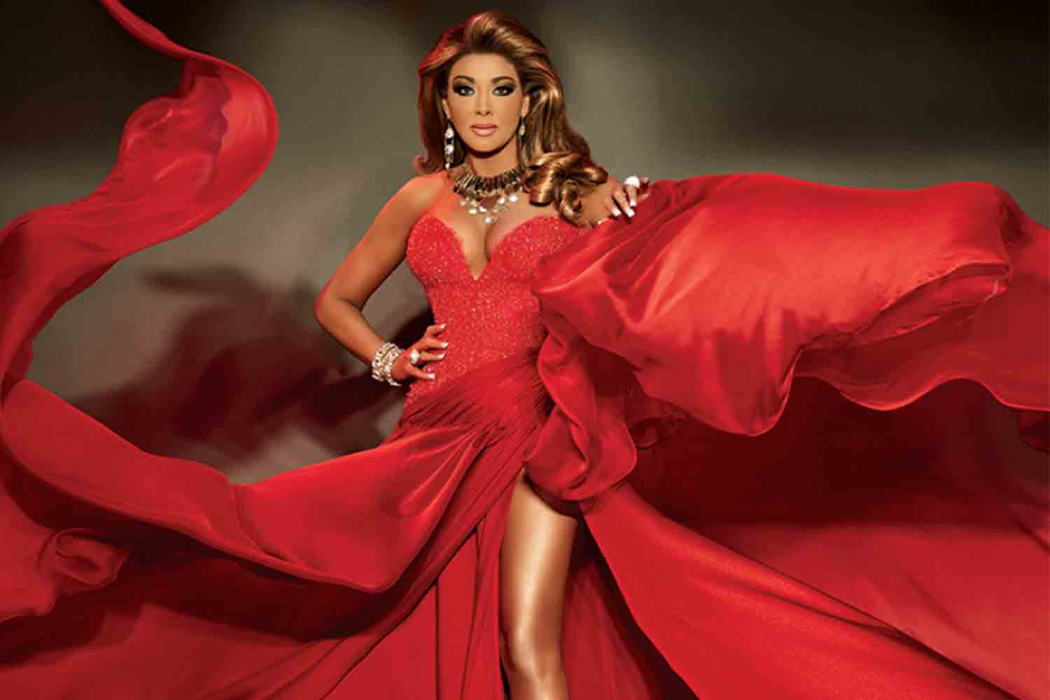 5 minutes with Gina Liano