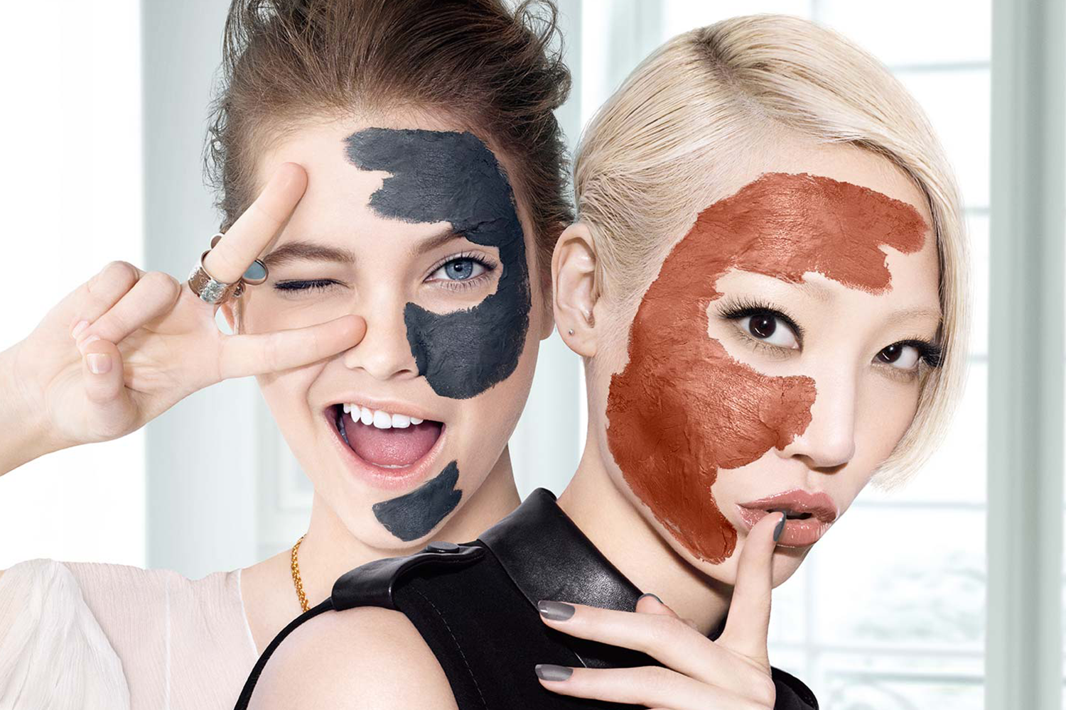L'ORÉAL PARIS CLAY MASKS - 2 MINUTE TRAINING