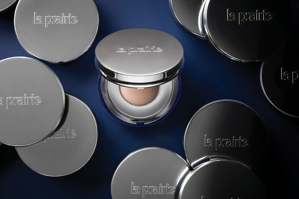 LA PRAIRIE'S FOUNDATION ART