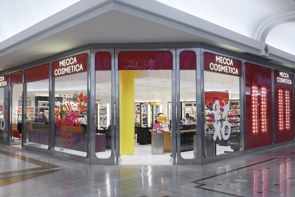 Mecca store design gets a makeover