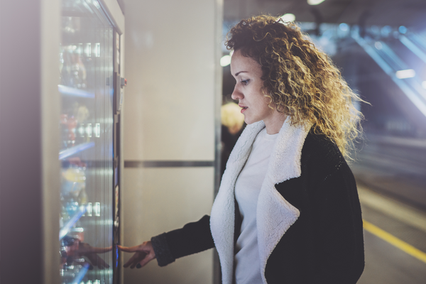 A beauty junkie's guide to Vending Machine Shopping