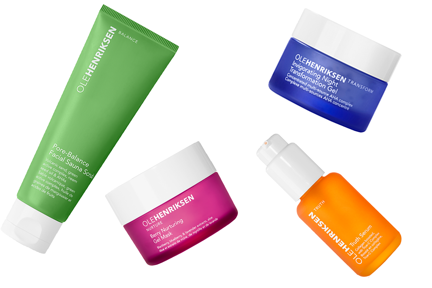 HOLLYWOOD'S MOST SUCCESSFUL SKIN CARE BRAND GETS A REVAMP
