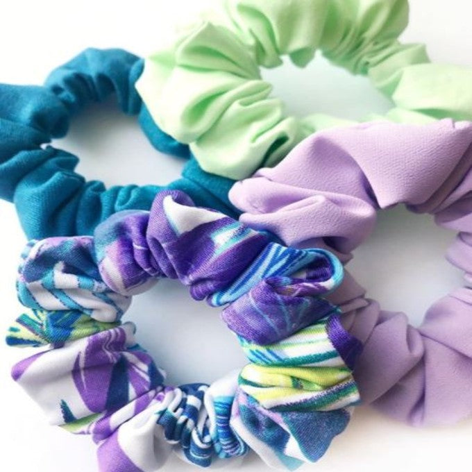 Sew Nineties Scrunchies