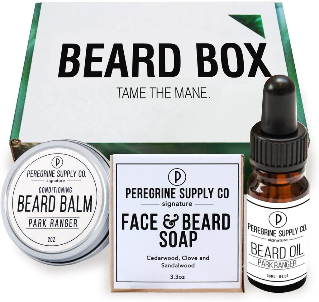 Peregrine Supply Co. Beard Box