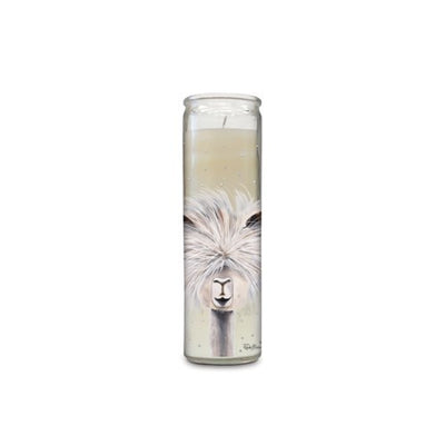 Scented Cathedral Candle - Cashmere