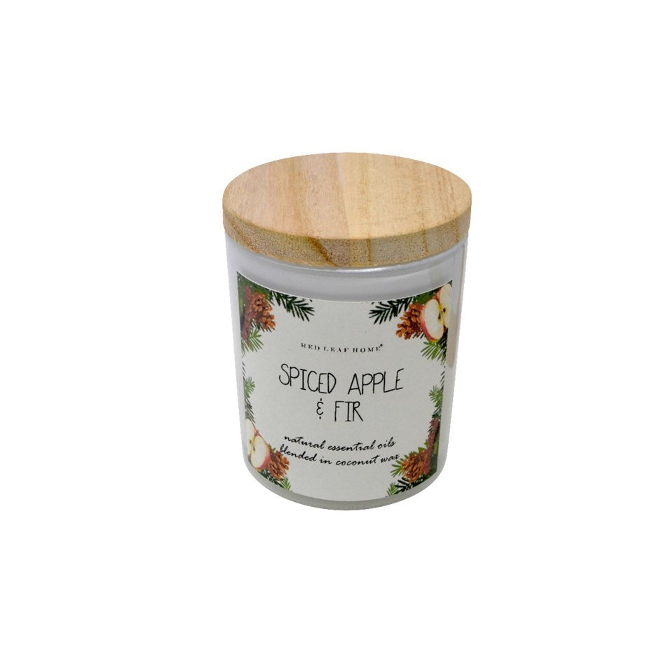Candle Spiced Apple/Fir