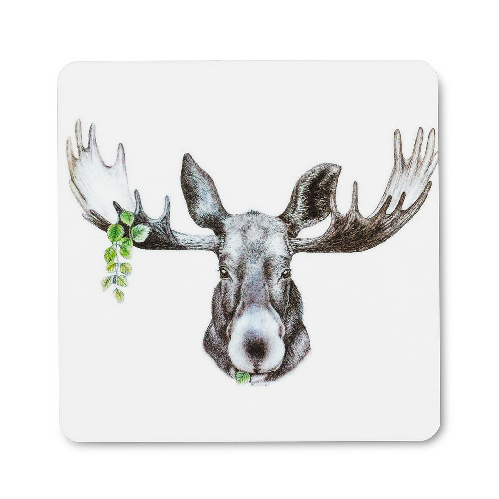 "Forest Prince Coaster - 3.5"" Sq"