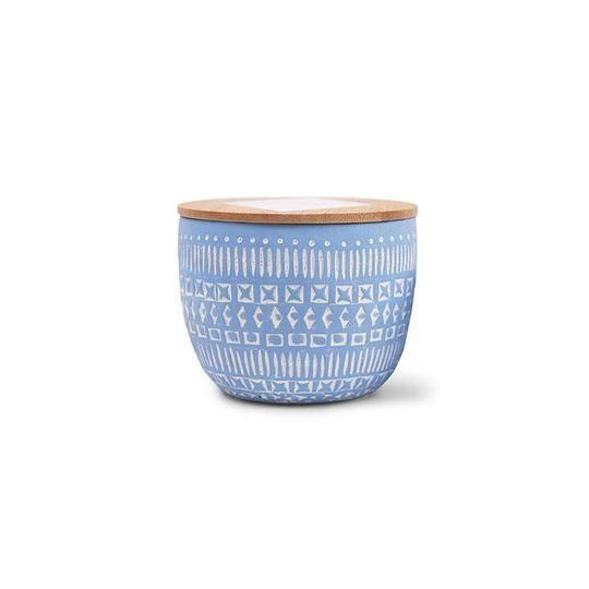 Sonora Candle / Sky Blue - Wisteria & Willow