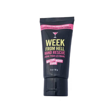 Hand Cream Tube Week From Hell 2oz