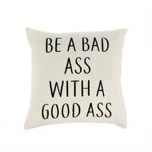 *20x20 Bad Ass Cushion