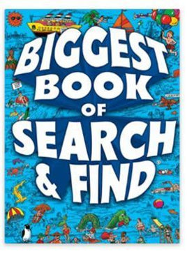 Biggest Book of Search & Find